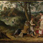 Sebastian Vrancx - Allegory of the Seasons: Spring